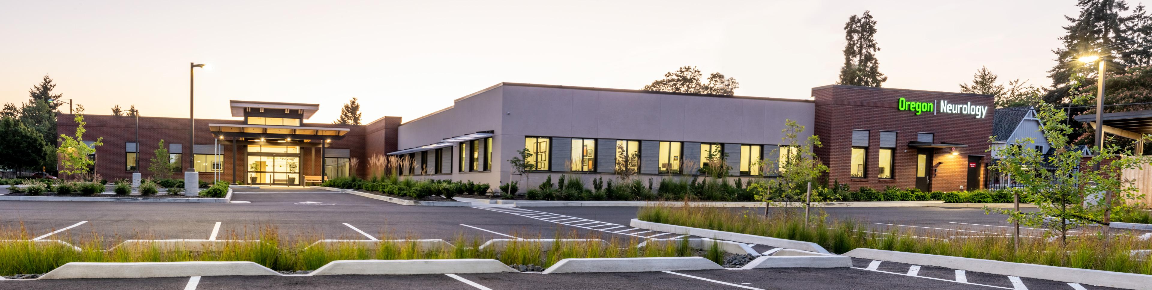 Oregon_Neurology_building_exterior